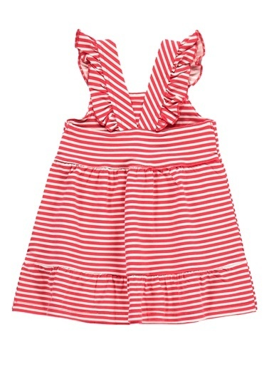 Kujju Kujju Kiz Bebek Elbise 6-18 Ay Fuşya Kujju Kiz Bebek Elbise 6-18 Ay Fuşya Fuşya